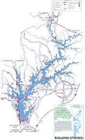 Map Of Georgia Lakes 121019 A Ce99 001 Gif