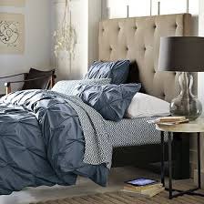 West Elm Pintuck Duvet Cover Charles Whyte Dreamy Bedding Trends Down Under