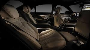 mercedes s class rear seats on with the 2014 mercedes s class interior autoweek