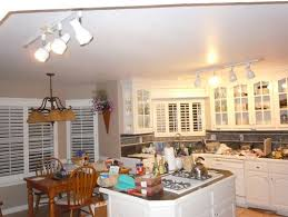 Track Light In Kitchen Help With Track Lighting In Kitchen