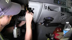 installation of a trailer brake controller on a 2003 ford f 250