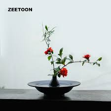 ikebana vase aliexpress buy zen japanese flower arrangement ikebana vase