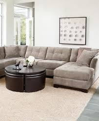 Riemann Sofa Rounded Sectional Sofa Foter