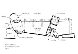 file gottlieb house ground floor plan pdf wikimedia commons