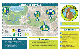 raleigh greenway map triangle volksmarch nc state parks