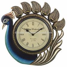 Garden Wall Clocks by Peacock Wall Clock Peacock Wall Clock Suppliers And Manufacturers