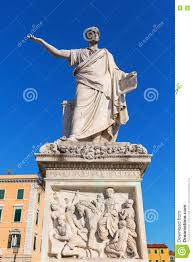 Livorno Italy Map by Statue Of Leopold Ii In Livorno Italy Stock Photo Image 81631108