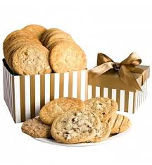 cookie gift boxes classic cookie gift box two dozen baked goods gifts