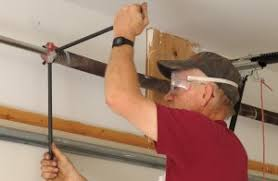 Overhead Garage Door Springs Replacement How To Replace Overhead Garage Door In Worthy Home Design