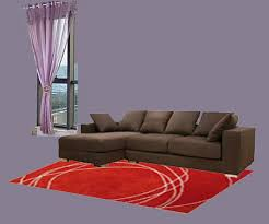 What Color Curtains Go With Walls Brown And Furniture Curtains Chocolate Rugs Blue