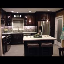 espresso kitchen cabinets with white countertops 4 eager tips modern counter tops hardware counter tops