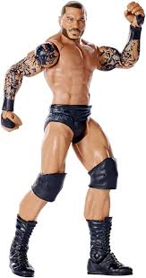 amazon com wwe basic randy orton figure toys u0026 games