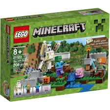 for 8 year olds lego minecraft the iron golem best toys for