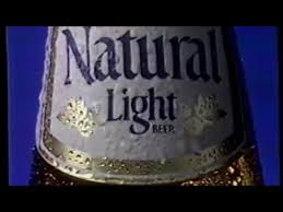 how much alcohol is in natural light beer 1982 natural light beer tv commercial youtube