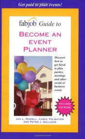 how to become a party planner fabjob guide to become an event planner discover how to get hired