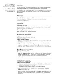 sample resume net developer resume resume web developer image of resume web developer large size