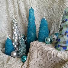 seaglass christmas trees and more loving coastal living by