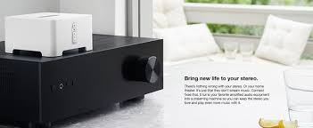 amazon com sonos connect wireless receiver component for