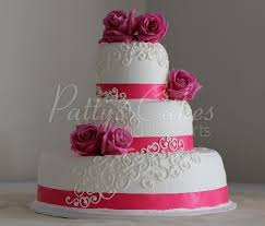 3 Tier Wedding Cake Weddings Categories Page 4 Of 10 Patty U0027s Cakes And Desserts