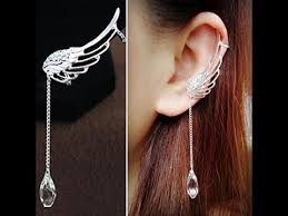 ear cuff online trendy earcuff for women fancy earcuff earring online buy