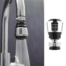 Kitchen Faucet Nozzle 360 Rotate Swivel Faucet Nozzle Torneira Water Filter Adapter