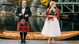 wedding commotion traditional in different countries