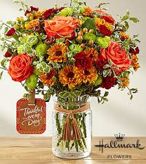 thanksgiving bouquet ftd many thanks bouquet deluxe fall thanksgiving flowers