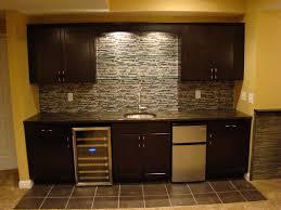 Basement Kitchen And Bar Ideas Basement Wet Bar Modern Basement Minneapolis By Finished Las