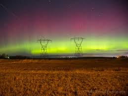 where are the northern lights visible because of wednesday s massive solar flare northern lights visible