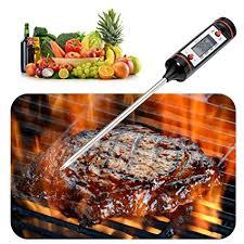 sonde thermometre cuisine digital lcd de cuisson sonde viande aliments cuisine thermomètre