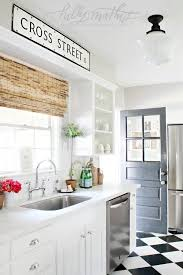 Bathrooms With White Cabinets Chalk Painted Kitchen Cabinets 2 Years Later Our Storied Home