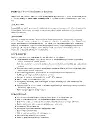 Sample Inside Sales Resume by Sample Inside Sales Resume Resume For Your Job Application