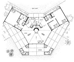 Contemporary House Floor Plan Plan 0867w Unique House Plan With Unique Character House