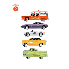 vintage cars fabric wall stickers by chocovenyl vintage cars wall stickers option 2