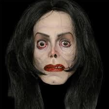 Michael Jackson Halloween Costume Michael Jackson Wacko Jacko Halloween Mask Green Head