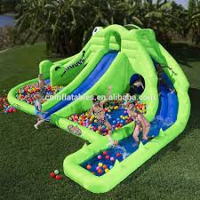 backyard inflatable water park backyard inflatable water park
