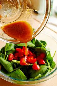 sizzling asian steak salad iowa eats