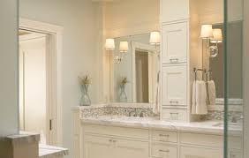 Bathroom Slimline Storage Tower by Built Ins Boost Storage In Small Bathrooms