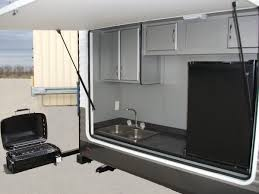 Trailer Kitchen Cabinets Trailer Cabinets Rv Travel Trailer Kitchen Cabinets Amazing