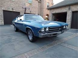 1969 chevrolet chevelle ss for sale on classiccars com 30 available