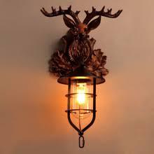 Antler Sconces Popular Antler Wall Light Buy Cheap Antler Wall Light Lots From