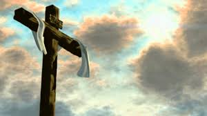 empty cross free background video 1080p hd stock video footage