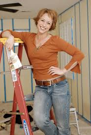 Trading Spaces Hildi Lisa Rinna U0027s Hairstyle Reminds Me Of Paige Davis From Trading