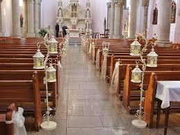 church decorations vintage church wedding decorations wedding ideas