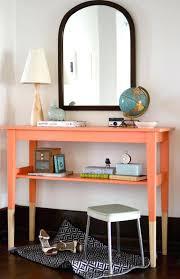 home interior tiger picture coastal entryway table frann co
