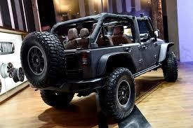 2016 Bronco Svt Jeep Wrangler