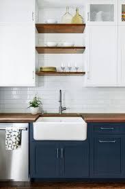 what colors are trending for kitchen cabinets 6 kitchen cabinet color trends decorated