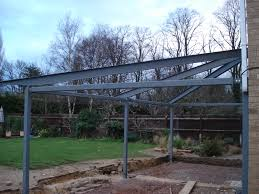 Home Decorators Uk Steel Frame For Glass Walled Conservatory Promech Uk Limited