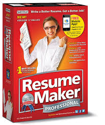 Professional Resume Builder Online by Amazon Com Individual Software Resume Maker Professional Deluxe 17