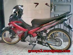Modifikasi mobil dan motor new jupiter mx kena virus cxrider new jupiter mx cw 2011 model baru double cakram